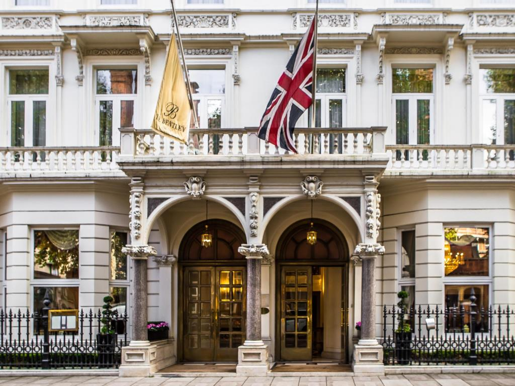 Unsurpassed Luxury at an Iconic London Hotel