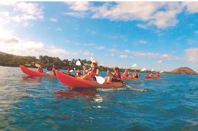 Makena Turtle Town Eco Adventure in Maui