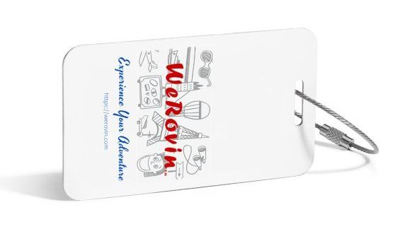 Win a RuMe WeRovin Luggage Tag