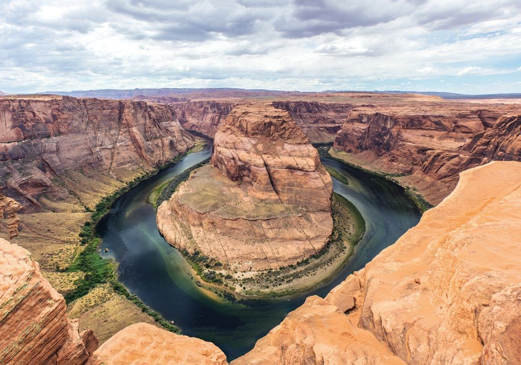 Lower Antelope Canyon and Horseshoe Bend Day Tour