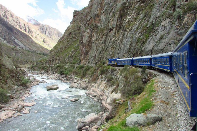 Machu Picchu: Train Adventure