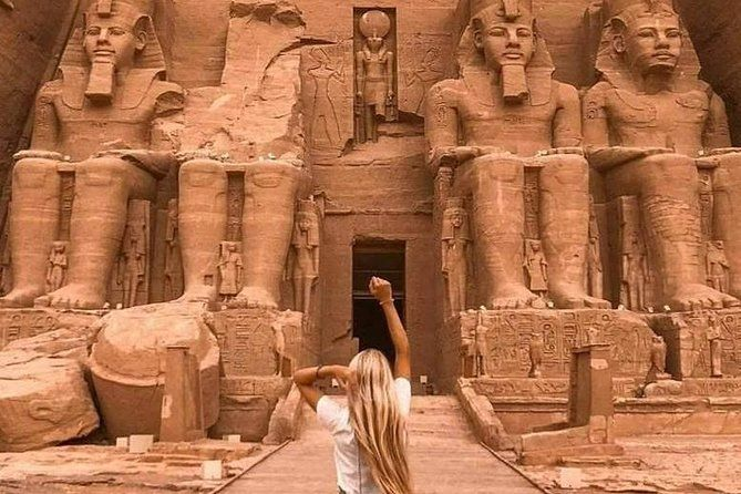 Private Trip to Abu Simbel Temples from Aswan